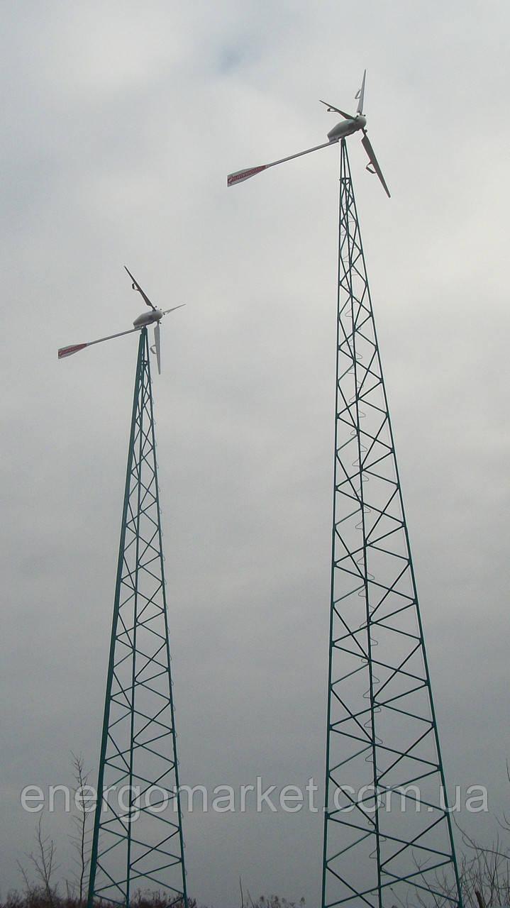 Мачта 23 м для ветрогенератора FLAMINGO AERO FA-6,7