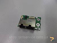 Плата Modem (RJ-11), ETHERNET (LAN) для ноутбука FUJITSU SIEMENS AMILO A1640, *35-UG5030-00C, б/в