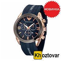 Мужские наручные часы Emporio Armani | Ремешок