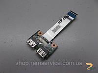 Плата USB для ноутбука HP Compaq Presario CQ57, 630, 635, *01015ED00-600-G, б/в