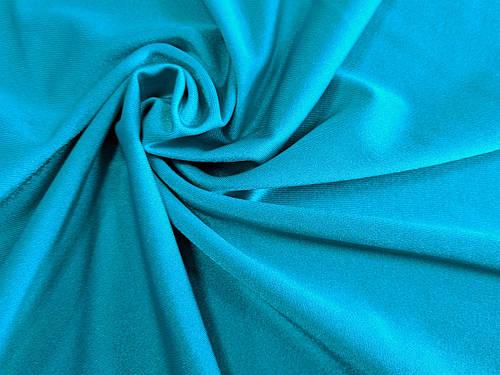 Ткань бифлекс, бирюзовый