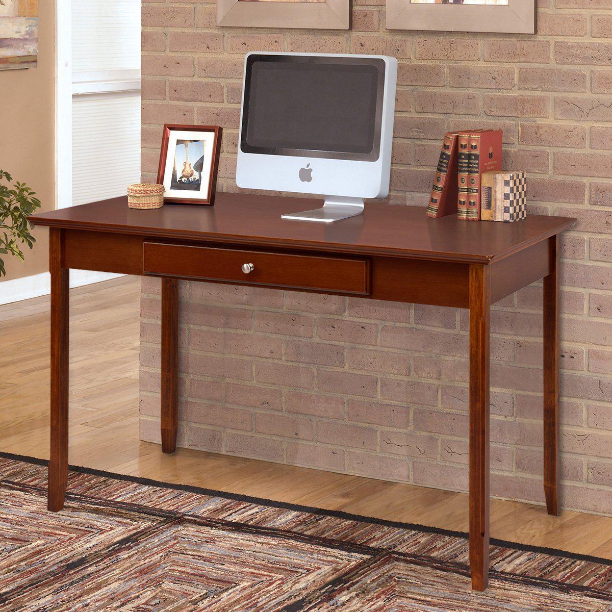 """Письменный стол из """"Грация"""" из чисто экологического дерева"""