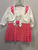 Платье с болеро для малышки, фото 1