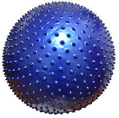 Фитбол массажный Spart Massage Gym Ball 65 см
