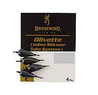 Грузило рыболовное Browning Olivette (1.25 гр.)