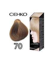 C:EHKO Крем-краска для волос №70 натуральный русый