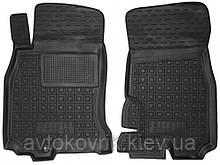 Поліуретанові передні килимки в салон Infiniti FX (S50) 2003-2008 (AVTO-GUMM)