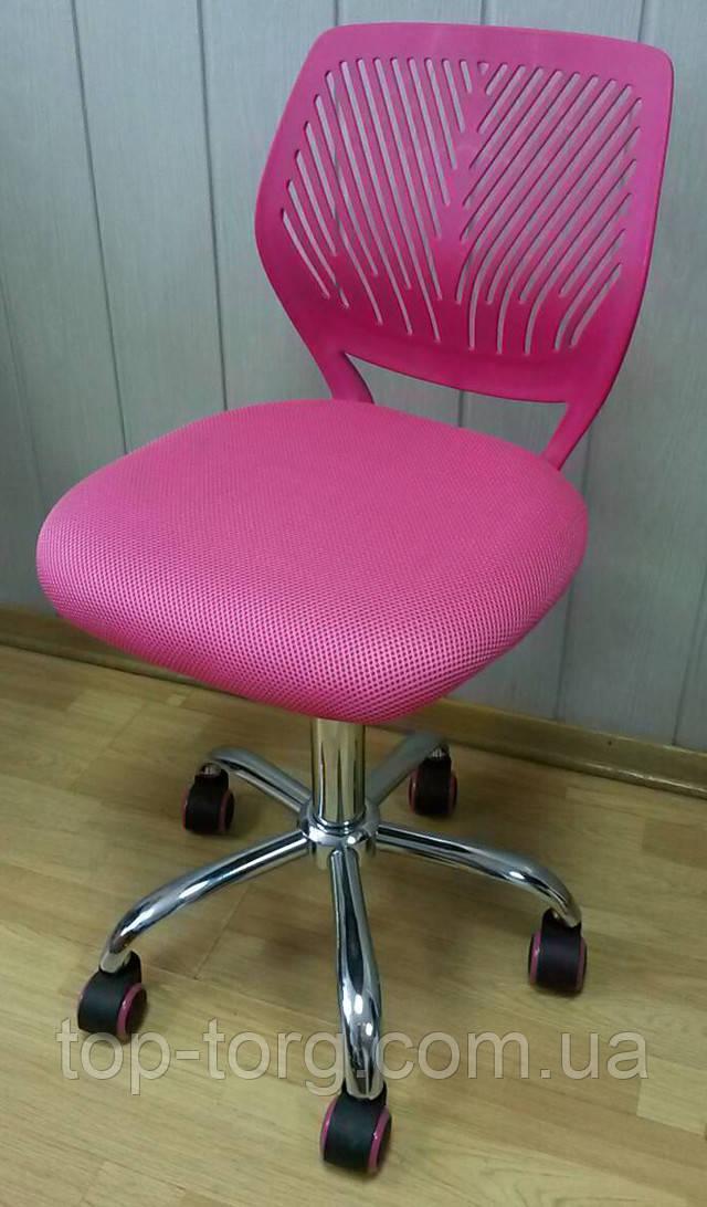 JONNY pink 27401 детское компьютерное кресло, розовый компьютерный стул для девочки