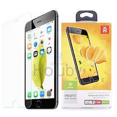 Защитное стекло Baseus 2D 0.3mm   для iPhone 6,6s,7,8  диагональ 4.7
