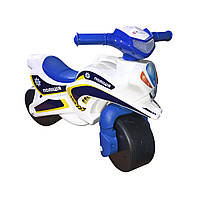 Мотобайк Поліція мотоцикл Фламінго 0139, музичний, фото 1