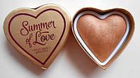 Бронзер I Heart Makeup Hearts Bronzer Hot Summer of love