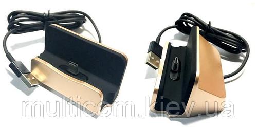 02-05-37. Док станция для USB type C со шнуром USB
