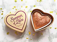 Бронзер I Heart Makeup Hearts Bronzer Bronzer Summer of Love