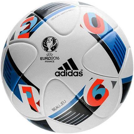 Футбольный мяч Adidas UEFA EURO 2016 OMB, фото 2