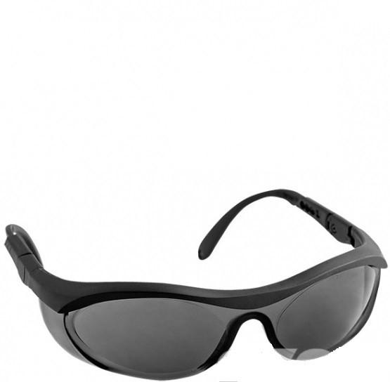 Очки защитные затемненные арт 7-035 для пациента