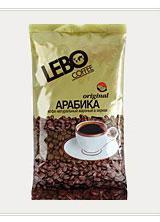Кава в зернах LEBO Оригінал 500 гр.