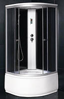 Душевой бокс VIVIA 95 R PR 90x90x215 с электрикой