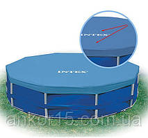 Intex 28031 Тент для бассейна 366 см