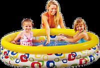 Детский надувной бассейн Intex 58449, 168 х 41 см