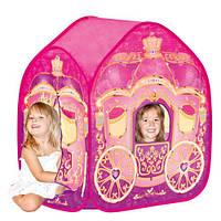 Детская палатка М 3316 Карета для принцессы