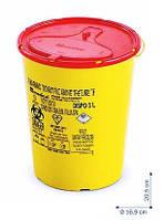 Контейнер для утилизации игл и медицинских отходов Dispo 3 л
