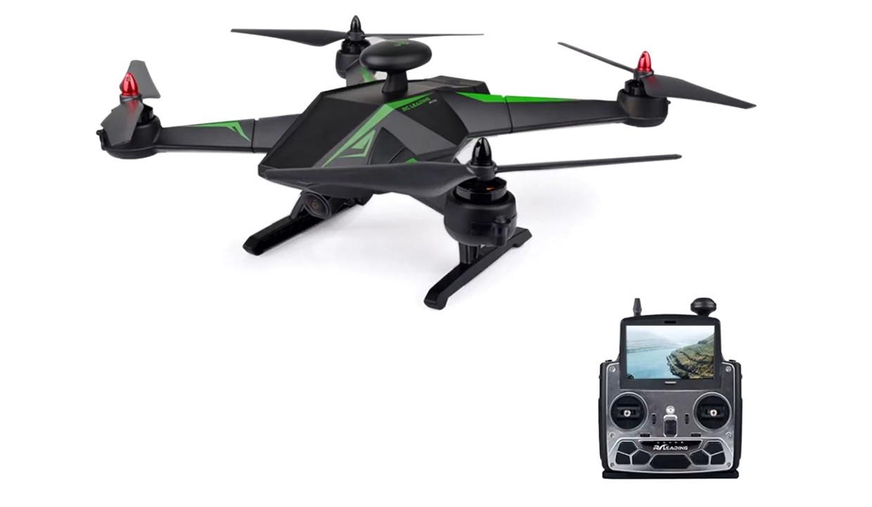 Квадрокоптер р/у RC Leading 136FS бесколлекторный с камерой FPV 720p и