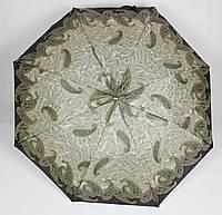 Зонт женский полуавтомат 2 сложения Monsoon, фото 1