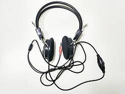 Наушники с микрофоном для компьютера гарнитура для ПК MDR MT-808