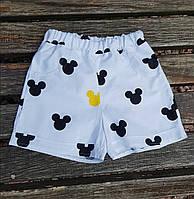 Детские шорты микки