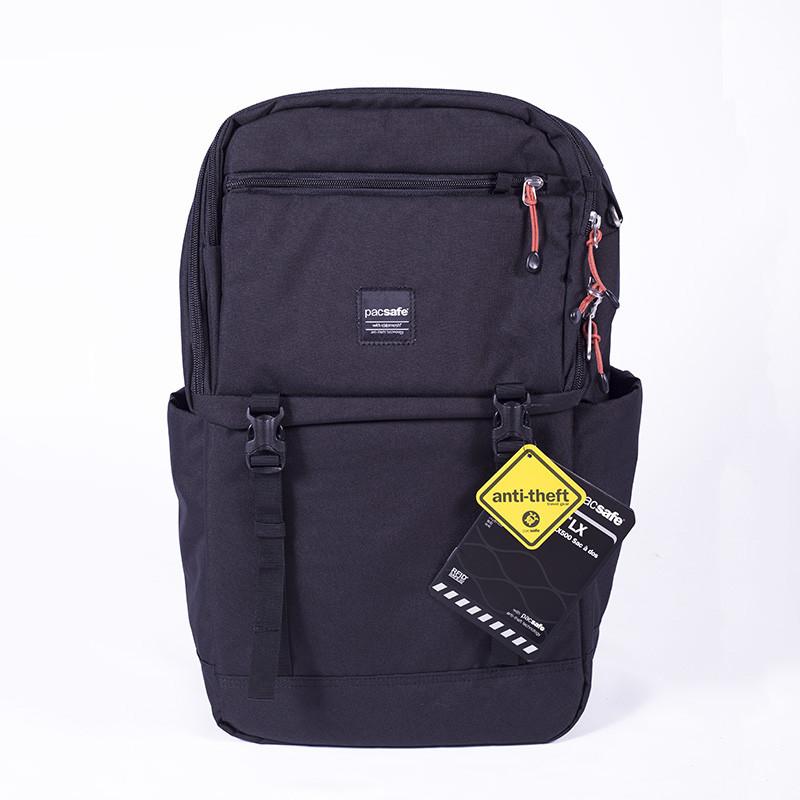 """Рюкзак """"антизлодій"""" Slingsafe LX500, 5 ступенів захисту від Pacsafe, під нанесення логотипів, фото 1"""