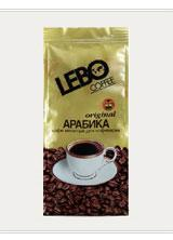 Кава мелена LEBO Оригінал 200 гр.
