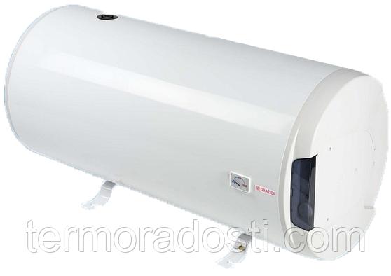 Горизонтальный бойлер Drazice OKCEV 125 (сухой тэн 2,0 кВт)
