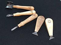 Набор бюджетных стамесок STRYI для начинающих, 5 шт. от производителя, фото 1
