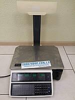 Весы с печатью этикетки DIGI SM-100 P PLUS БУ, фото 1