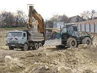 Аренда строительной специальной техники в Севастополе и по ЮБК и работа на ней