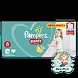 Подгузники-трусики Pampers Pants Размер 6 (Extra Large) 15+ кг, 88 подгузников, фото 3