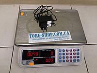 Торговые весы Camry CTE JE31 без стойки на 30 кг б/у