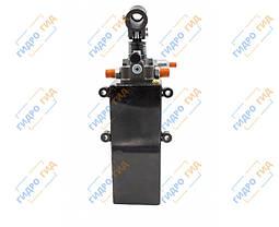 Насос односторонньої дії з запобіжним клапаном 45 см3, фото 2