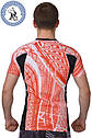 Рашгард Pankration BERSERK 3D APPROVED WPC red, фото 2