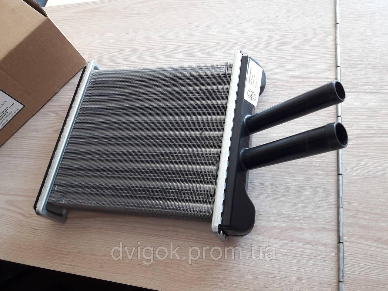 Радиатор печки Daewoo Lanos ЗАЗ Ланос ЗАЗ Сенс (пр-ва АМЗ)