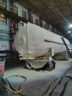Теплоизоляция оборудования пенополиуретаном (100 мм)