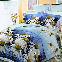 Двуспальное постельное белье 3D Арт.11932 - микросатин