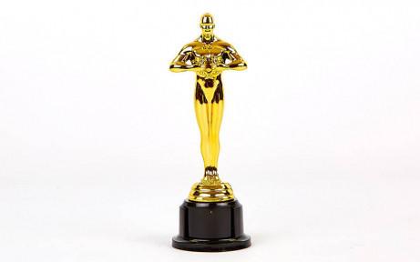 Статуетка Оскар подарункова 19см