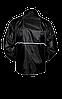 Ветровка без подкладки с капюшоном Titar черная, фото 2