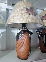 """Настольная лампа """"кленновый лист"""""""