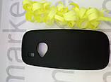 Чохол для Nokia N3310 (чорний силікон), фото 3