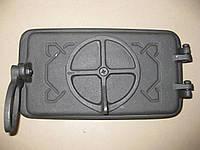 Дверца зольная чугунная BG 37 250*140