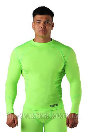 Компрессионная футболка BERSERK DYNAMIC neon