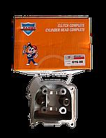 Головка цилиндра голая GY6-80 куб