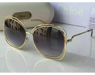 Солнцезащитные очки Chloe (117s) LUX grey SR-839